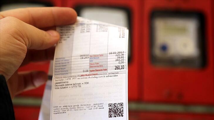 Elektrik faturalarına 'yeşil' işaret