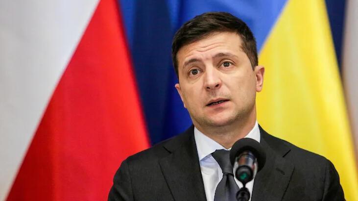 Zelenskiy ile Putin'den kritik görüşme