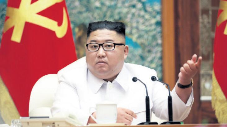 Kovid-19 Kuzey Kore'ye de gitti!