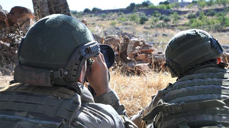 MSB duyurdu! 3 terörist gözaltına alındı