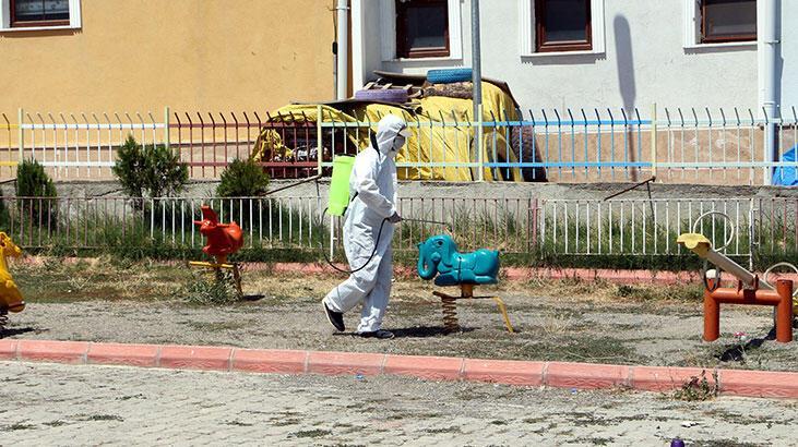 Nişana katılan 13 kişide virüs tespit edildi, pazar yeri kapatıldı