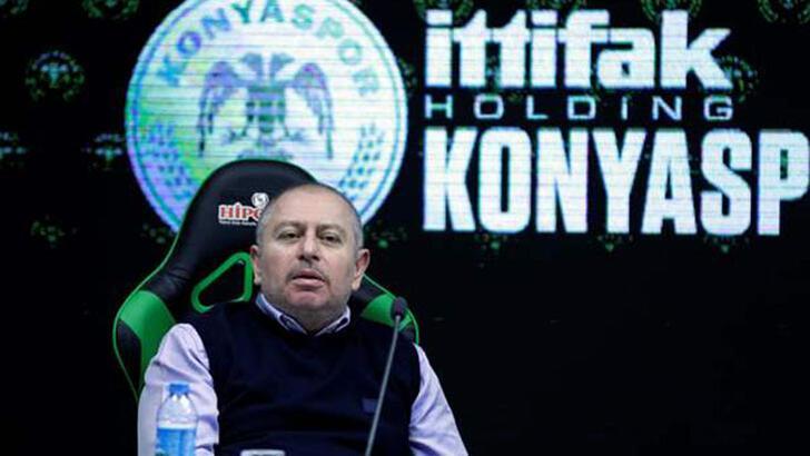 Konyaspor Başkanı Hilmi Kulluk aday olmayacağını açıkladı!