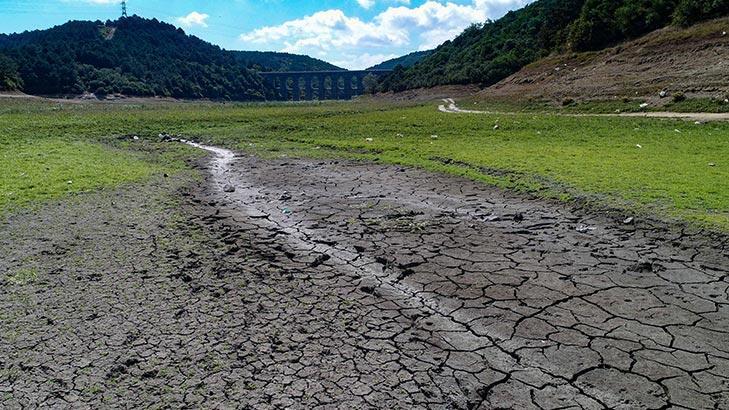 Alibeyköy Barajı alarm veriyor! Yüzde 58,52'ye düştü…