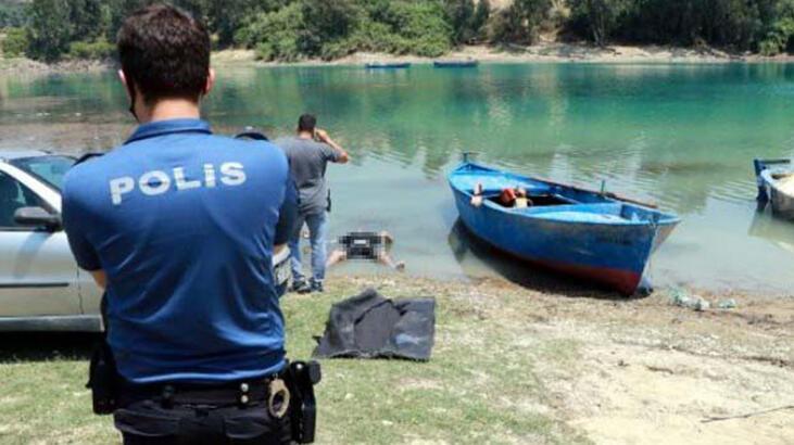 Adana'da gölde bulunan cesedin kimliği belirlendi