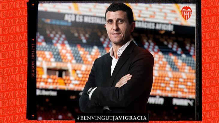 Valencia'yı Javi Gracia çalıştıracak