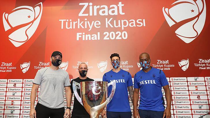Ziraat Türkiye Kupası'nda final: Trabzonspor - Alanyaspor