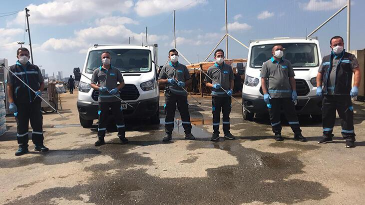 Ümraniye'de Kurban Yakalama Timi 24 saat görevde