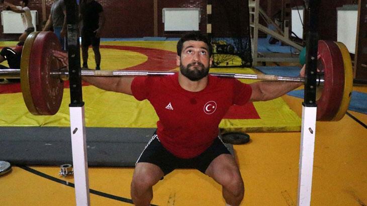 Milli güreşçi Metehan Başar gözünü olimpiyata çevirdi