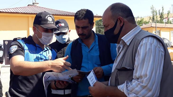 Elazığ'da polis hayvan sahiplerini sahte paraya karşı uyardı