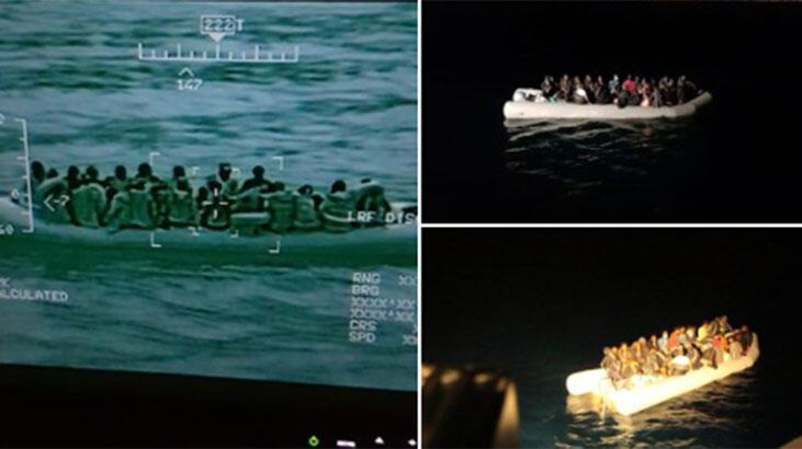 Son dakika... MSB duyurdu! Sahil Güvenlik 28 göçmeni kurtardı