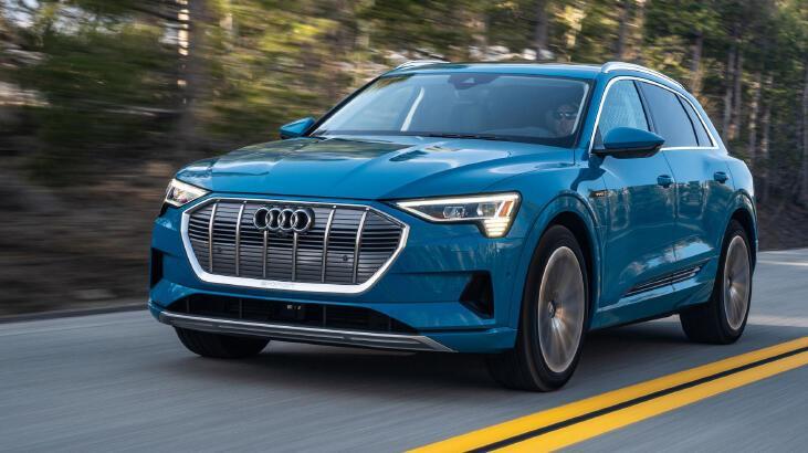 Audi'den Tesla itirafı!