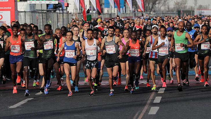 Vodafone İstanbul Yarı Maratonu, 2 bin 500 kişiyle koşulacak!