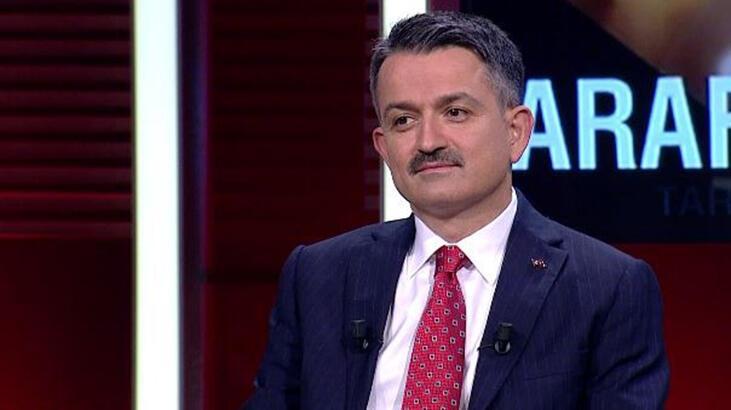 Son dakika... Bakan Pakdemirli CNN TÜRK'te açıkladı: Mısır alım fiyatı belli oldu
