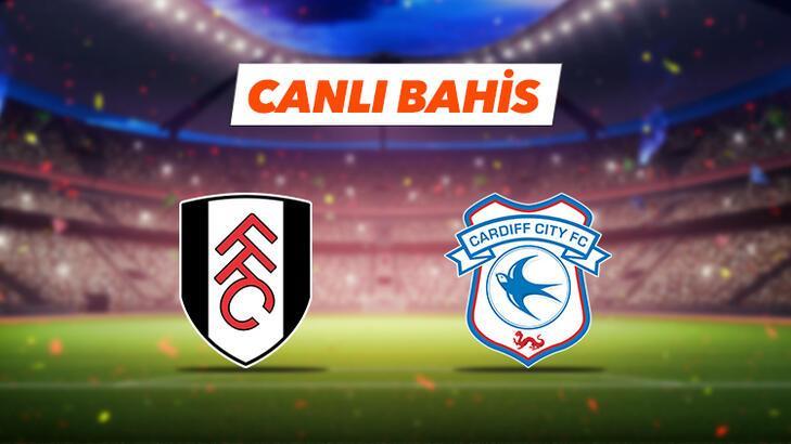 Fulham  - Cardiff maçı canlı bahis heyecanı Misli.com'da