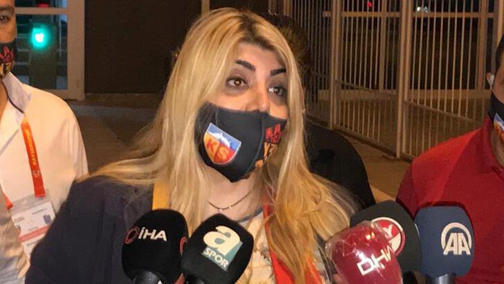Son dakika | Kayserispor Başkanı Berna Gözbaşı'na 60 gün hak mahrumiyeti