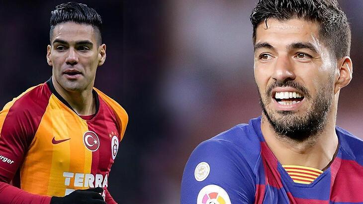 Transfer haberleri | Falcao'nun yerine Luis Suarez