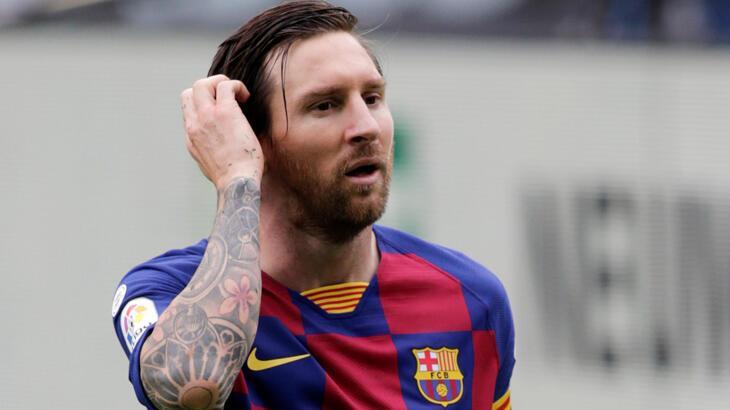 Transfer haberleri | Inter'de Messi çılgınlığı: 260 milyon euro