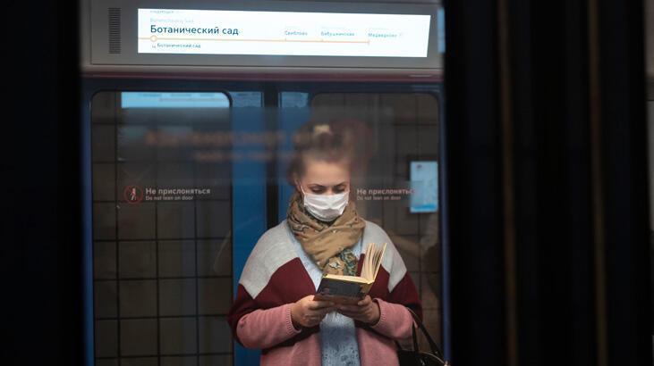 Rusya'da vaka sayısı 840 bine yaklaştı