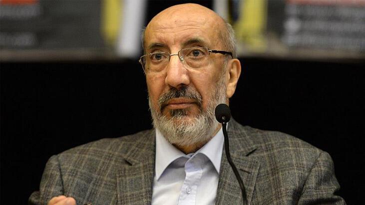 AK Parti, Abdurrahman Dilipak'a dava açmaya hazırlanıyor