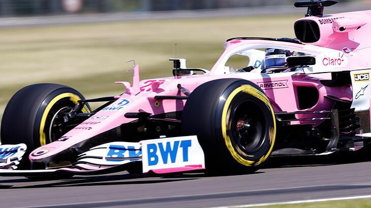 F1 Büyük Britanya Grand Prix'sinde Perez'in yerine Hulkenberg yarışacak