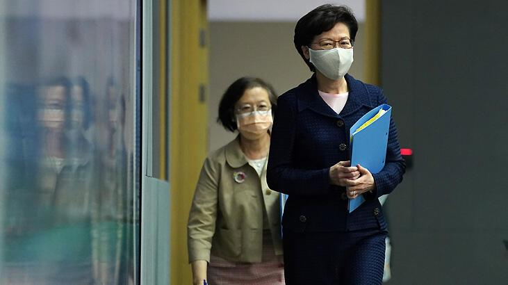 Hong Kong'da seçimler ertelendi, muhalefet ayağa kalktı