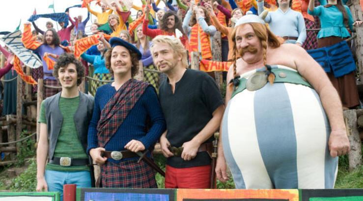 Asteriks ve Oburiks Gizli Görevde filmi konusu nedir? İşte filmin oyuncu kadrosu