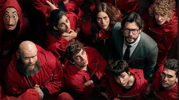 La Casa De Papel 5. sezon fragmanı yayımlandı mı? - La Casa De Papel  yeni sezon ne zaman başlayacak?