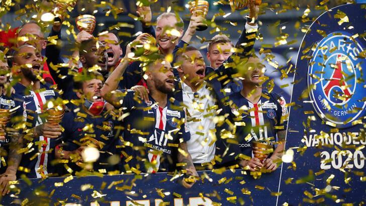 Fransa Lig Kupası PSG'nin