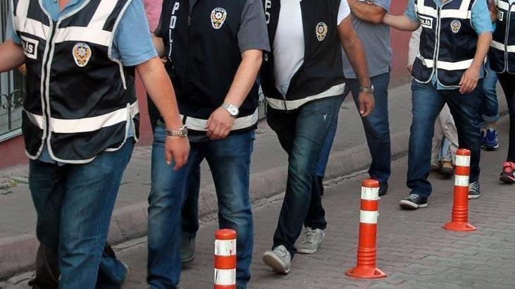 Balıkesir'de aranan 17 kişi yakalandı