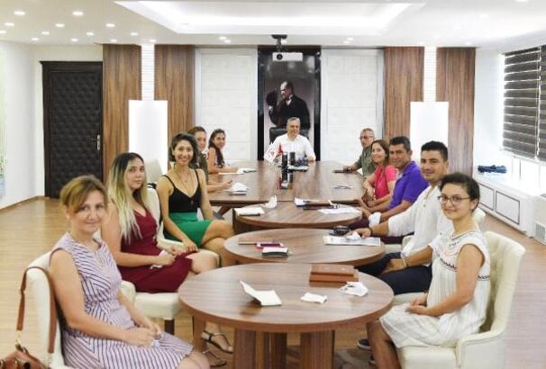 Muratpaşa'da 'Sağlıklı Beslenme Okulu' projesine start verildi