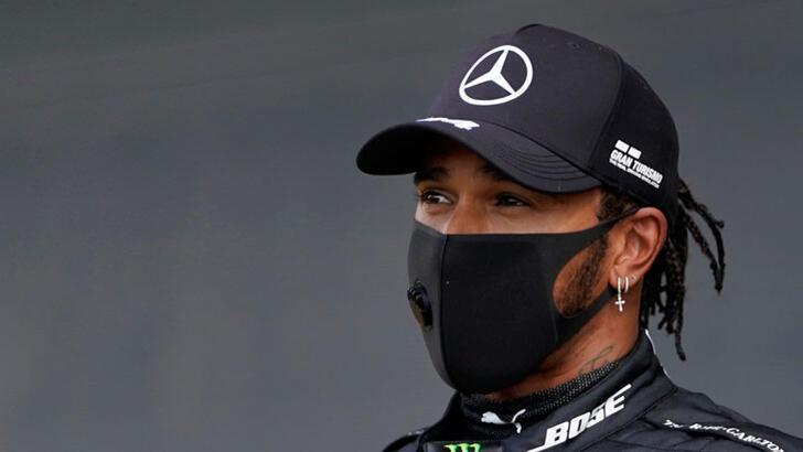 Formula 1'de Hamilton ilk sırada başlayacak