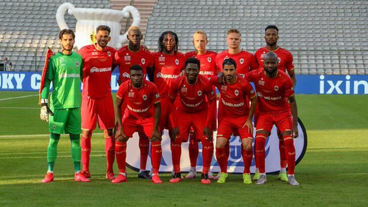 Antwerp-Club Brugge: 1-0