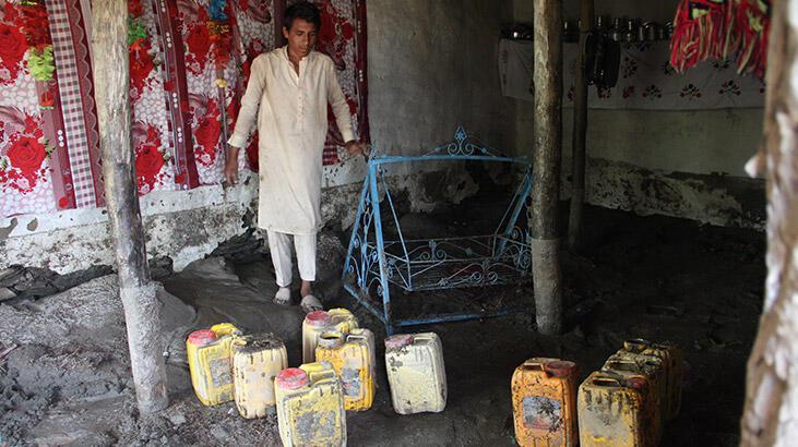 Afganistan'da sel felaketi: 16 ölü