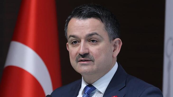 Bakan Pakdemirli: Manisa ve Aydın'daki yangınlar kontrol altına alındı