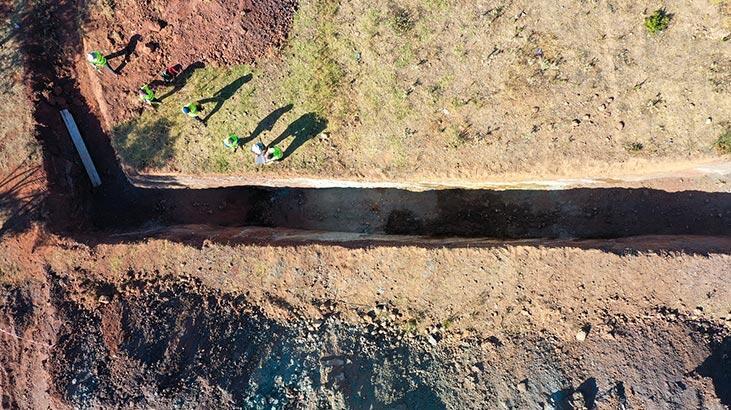 Hendek kazan deprem uzmanları fay hatlarının röntgenini çekiyor