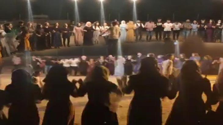 Mardin'de maskesiz ve sosyal mesafesiz 3 gün düğün!
