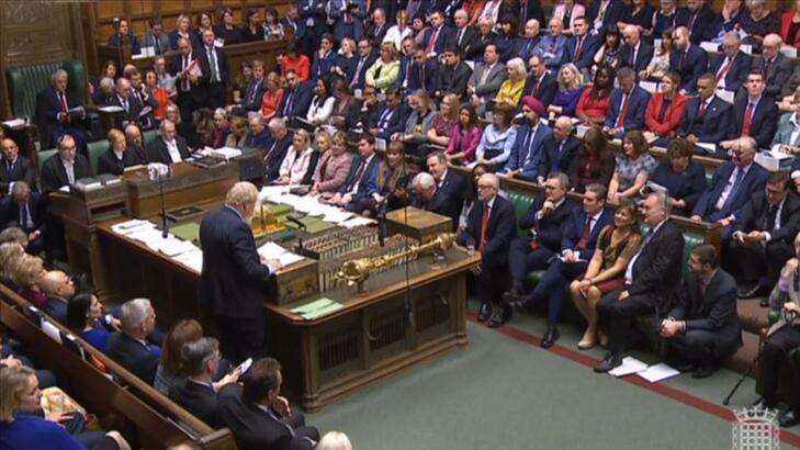 İngiltere şokta! Milletvekili tecavüz suçlamasıyla gözaltında