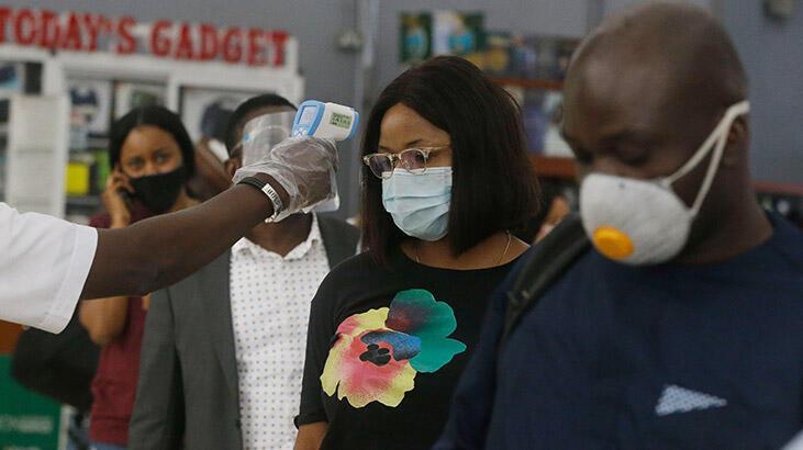 Nijerya'da koronavirüs vaka sayısı 43 bin 841'e yükseldi