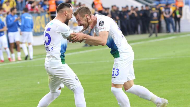 Çaykur Rizespor'un istikrar abidesi Melnjak