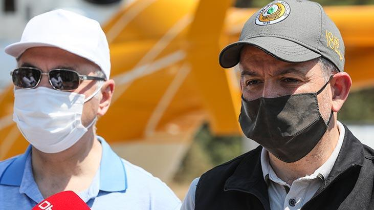 Son dakika... Bakan Pakdemirli'den İzmir'deki yangınla ilgili flaş açıklama! 1 kişi gözaltına alındı