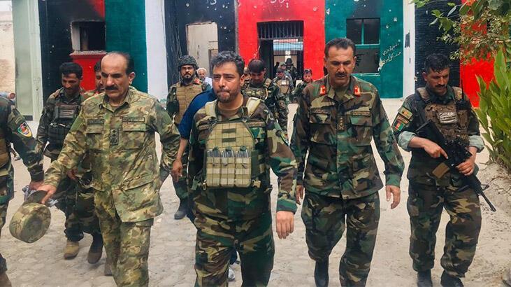 Afganistan'da hapishanedeki çatışma sona erdi: 29 ölü, 50 yaralı