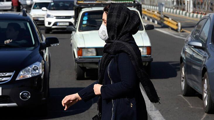 İran'da son 24 saatte koronavirüsten 215 ölüm