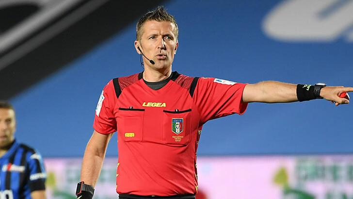 Medipol Başakşehir'in Kopenhag maçını Daniele Orsato yönetecek!