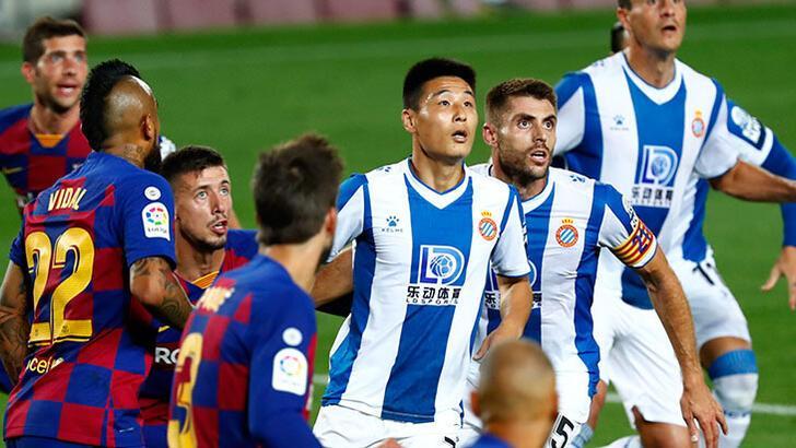 La Liga'da Espanyol'dan 'küme düşme kaldırılsın' başvurusu!