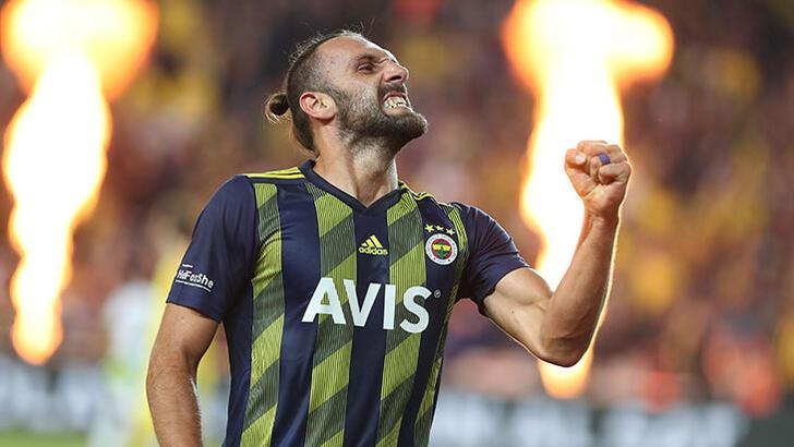 Fenerbahçe transfer haberleri   Vedat Muric'e İtalya'dan ciddi talip! Teklif yaptı...