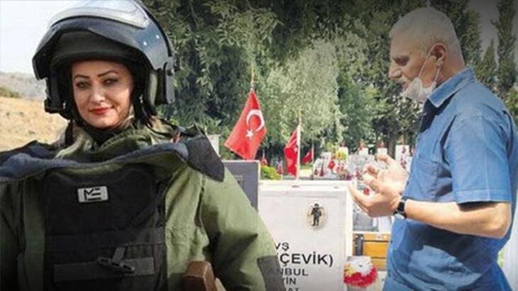 Son dakika! Şehit Esma Çevik'in babasının duası kabul oldu!