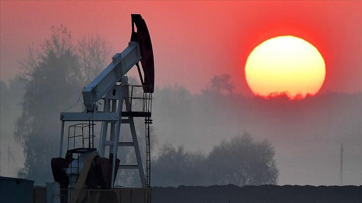Petrolün varili 43,76 dolar