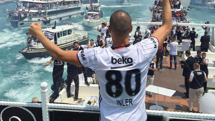 Son dakika transfer haberleri - Gökhan İnler Beşiktaş yolunda!