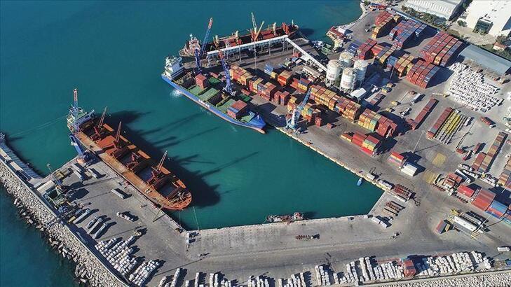 Doğu Karadeniz'den ihracat ocak-temmuz döneminde arttı
