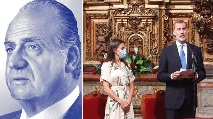 İspanya'nın eski kralı Carlos yolsuzluk iddialarından kaçarak Dominik'e sığındı